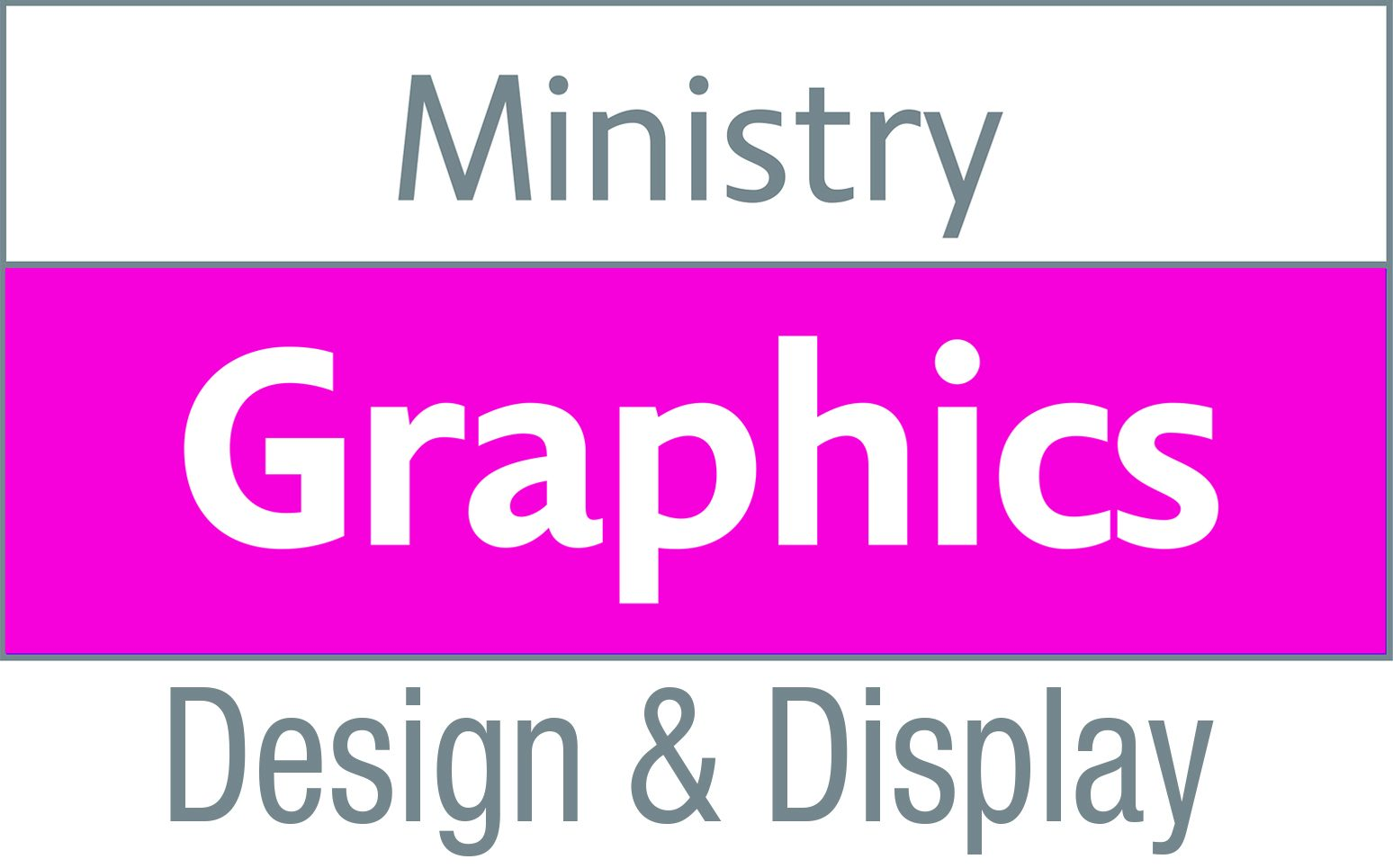 Ministry Graphics